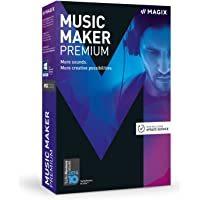 MAGIX Music Maker - 2017 Premium Edition…