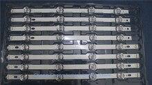 8 adet/takım 8 lamba LG 42 inç TV INNOTEK DRT 3.0 LG 42LB5610 42LB580V 42LB585V 4 adet A + 4 adet B 100% yeni