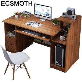 Biurko-Mueble De Oficina Para ordenador portátil, Mesa De estudio, Mesa De ordenador
