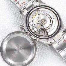 Мужские автоматические механические часы 116500 noob 1:1 лучшее