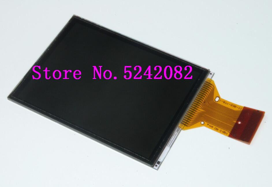 NEW LCD Display Screen For <font><b>Canon</b></font> FOR <font><b>PowerShot</b></font> SX10 <font><b>SX20</b></font> <font><b>IS</b></font> SX10IS SX20IS Digital Camera Repair Part NO Backlight image