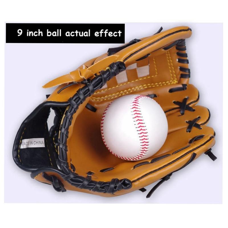 New White Base Ball Baseball Practice Training PVC Softball Hardball Hand Sewing Sport Team Game 9 inches 7.3cm