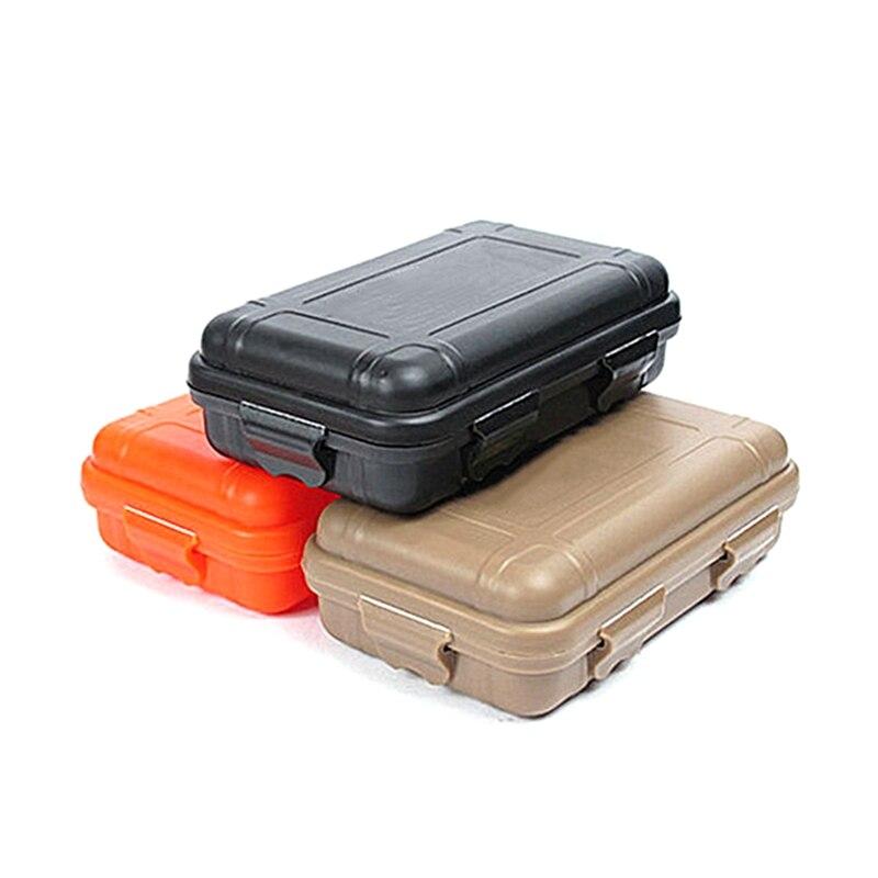 Draagbare Gear Waterdichte Doos Kajak Opslag Outdoor Kamp Vis Kofferbak Luchtdichte Container Carry Reizen Seal Case Overleven Kit