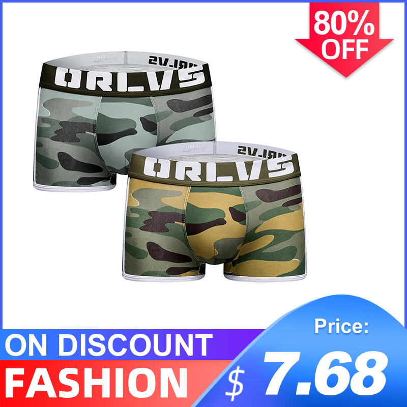 2Pcs/lot CMENIN Low Waist Cotton Print Breathable Underwear Mens Boxer Homme Boxer For Men Boxer Men Undeware Boxers Top OR144