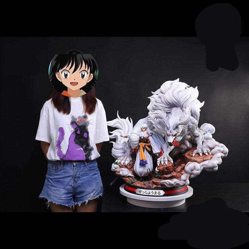 Inuyasha Sesshoumaru 1//7 Scale Resin Figurine Painted Statue Model Resin