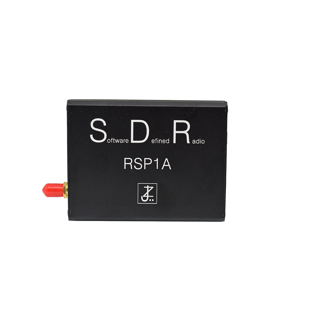 SDR Receiver sdrplay rsp1A Wideband SDR Receiver 1kHz~2GHz 14bit SDR AM FM HF SSB CW receiver Full band HAM Radio C5-011