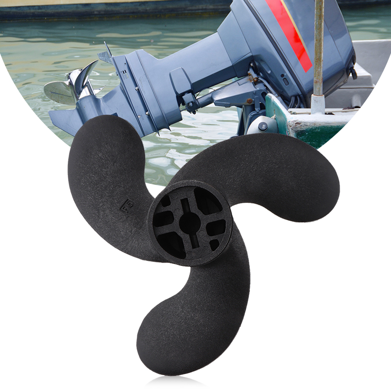 Boat Propeller 3 Blade Marine Motor Propeller For 2.5/3.3/3.5HP Tohatsu/Johnson Evinrude/Mercury Etc Boat Accessories Marine