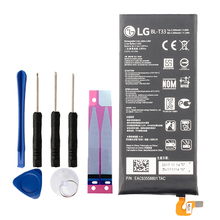 цена на Original BL-T33 BATTERY For LG Q6 M700A M700AN M700DSK M700N 3000mAh