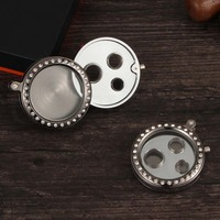 GALINER Classic Circle Cigar Punch Metal Pocket Cigar Cutter Punch 3 Size Holder Punchers 7mm/9mm/11mm Cigars Accessories