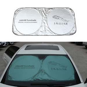 Estilo de coche para Jaguar XF XJ XK S tipo X tipo X350 150x70 cm lente frontal de coche capucha película de parabrisas trasero