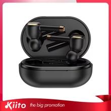 KIITO E13-1 V5.0 TWS Wireless Bluetooth Earphone 3D Stereo Bluetooth Wireless Headset Touch Control Wireless Bluetooth Headphone