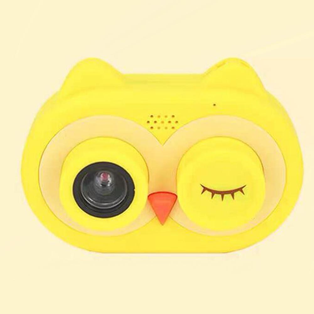 Kids Owl Shape Camera 12 Million Pixels Wifi 2.0inch Camera