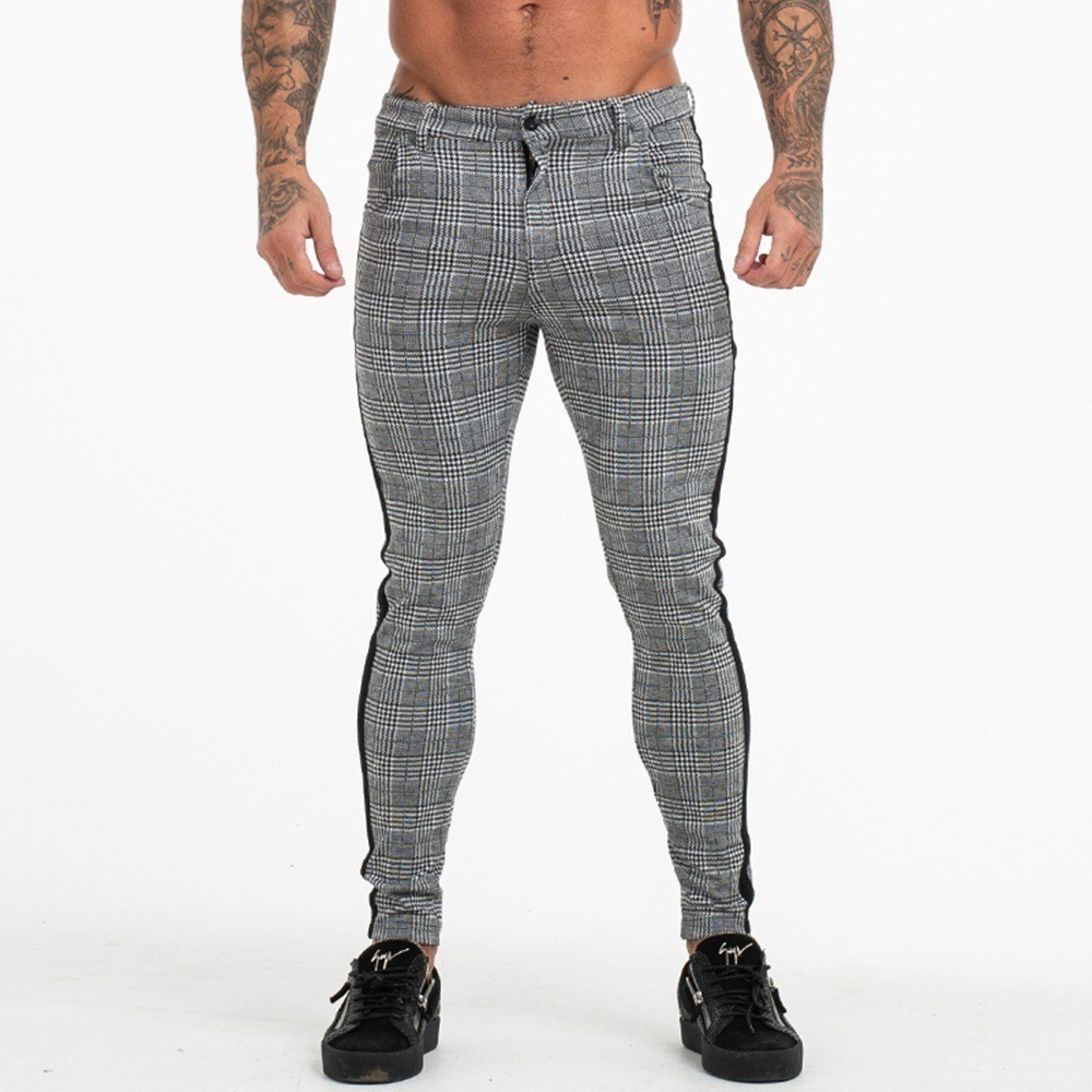 Casual Pants Joggers Sweatpants Men Fashion  1