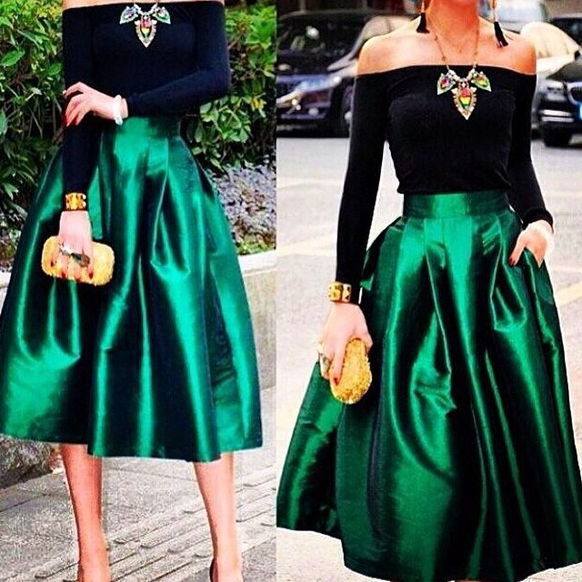 2018 Vestido De Noiva Robe De Soiree Color Jersey Top Taffeta Skirt Long Sleeves Off The Shoulder Prom Gown Bridesmaid Dresses