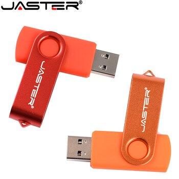 Usb jaster Flash Drive 32GB 128GB pen drive 64GB JASTER pendrive 8GB...
