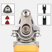 Angle Grinder Modified Universal Treasure Head Multi-Function Electric Hand Grinder Conversion Universal Head Kit For 100 Model