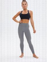 Лидер продаж новинка осенне зимние облегающие брюки для йоги