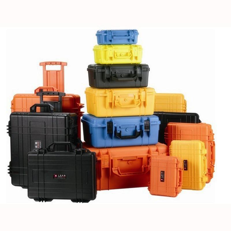 Walizka na narzędzia walizka na narzędzia Odporny na uderzenia - Organizacja i przechowywanie narzędzi - Zdjęcie 3