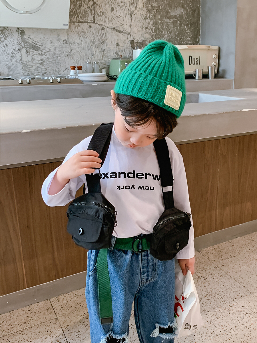 Boys' Fashion Vest Waistcoat Small Vest 2021 Spring and Autumn Wear Thin Western Style Children's Suit 3