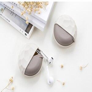 Image 5 - 1pc Youpin Jordan & Judy multifonctionnel Portable boîte de rangement pour ligne de données casque cordon anneau Bracelet lecteur boîte de rangement