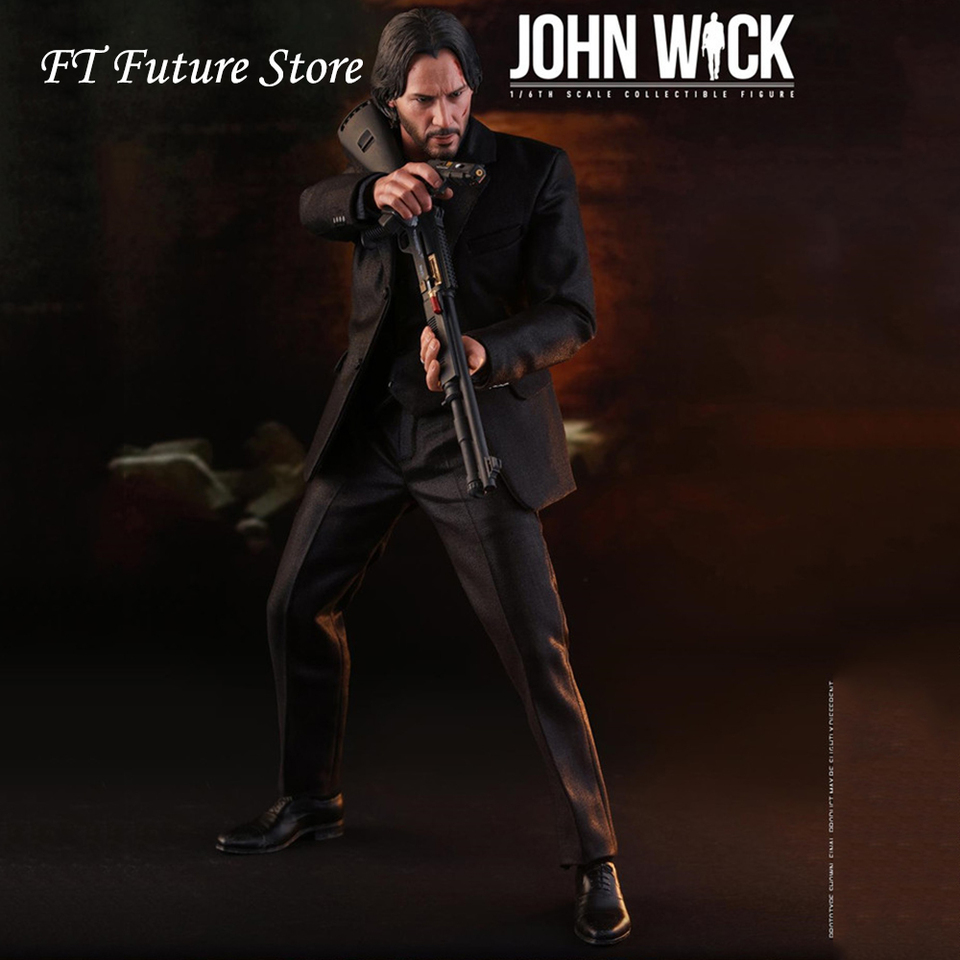 For Collection 1 6 Male Hottoys John Wick Chapter 2 Whole Set 12 Inches Action Figure Model For Fans Holiday Gifts Aliexpress