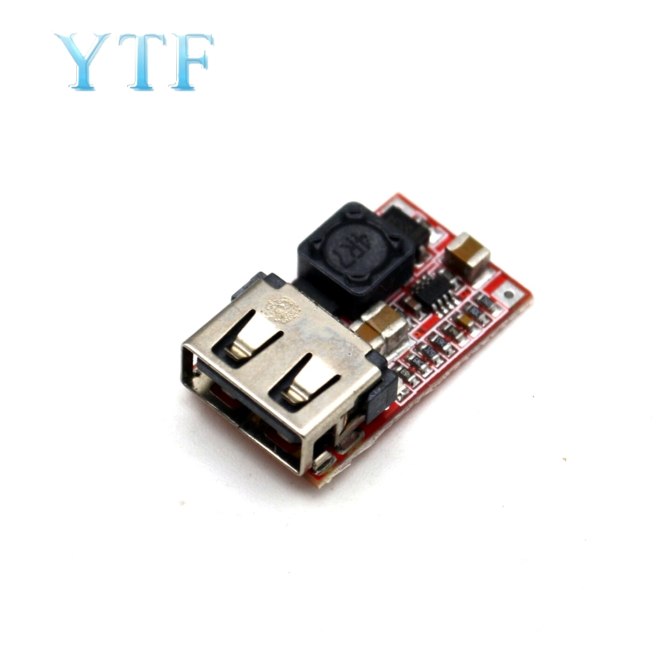 6-24V 12V/24V To 5V 3A CAR USB Charger Module DC Buck Step Down Converter 12v 5v Power Supply