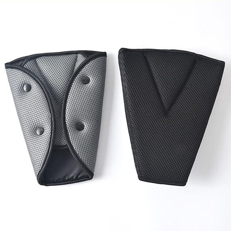 Купить ремня автокресла высокого качества треугольники мягкой прокладкой