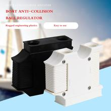 Yacht-Accessories Cable-Hanger Fender-Holder Marine Adjuster Anti-Collision Ball-Rack