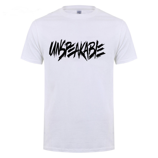 Unspeakable Gaming T-Shirt 1