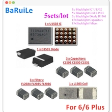 Capacitor iPhone Baruile for 6-plus/6-backlight/Solutions-kit/.. C1530 FILTER