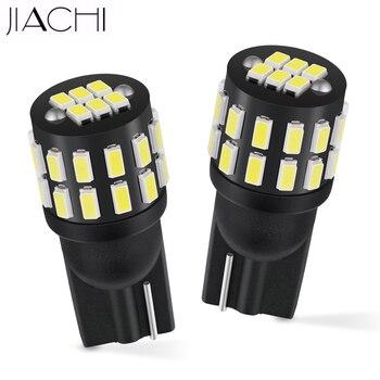100PCS/lot W5W led Car interior lights lamp T10 194 168 501 2825 LED 12V 24V White for Reno BMW VW Kia Toyota Mitsubishi Peugeot