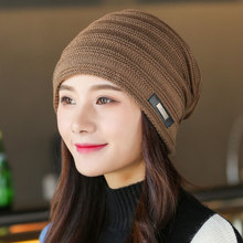Women Beanies Knit Hat Winter Cap For Man wool Knitted Girls Thicken Hedging Balaclava Skullies Fashion Warm Beanie