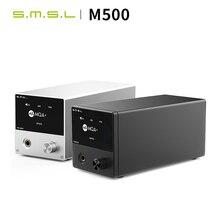 SMSL M500 MQA dac Amplificatore Per Cuffie ES9038PRO AUDIO Decodifica DAC USB XU216 DSD512 XMOS Audio decoder
