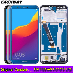 Original Screen For Huawei Honor 9 Lite LCD Display Touch Screen For Huawei Honor9 Lite LCD With Frame Honor 9 Lite LLD L31 L22A