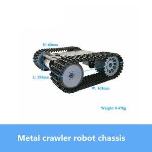 Metal Smart RC Tank Chassis Ki