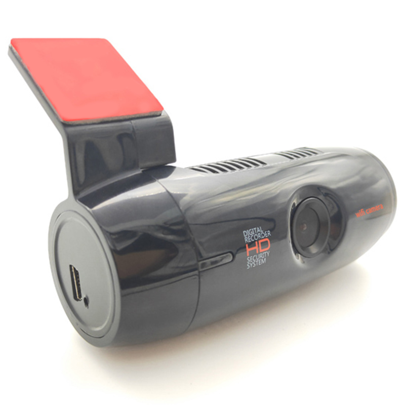 Car Camera Dashboard Camera Recorder Wide Angle Full Hd 1080P Dash <font><b>Cam</b></font> Wifi Android <font><b>Dvr</b></font> Wdr <font><b>Usb</b></font> for Vehicle Truck Car image