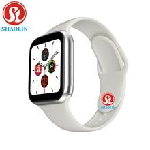 Man Woman Smart Watch 44mm Heart Rate Monitor Series 5 Sport