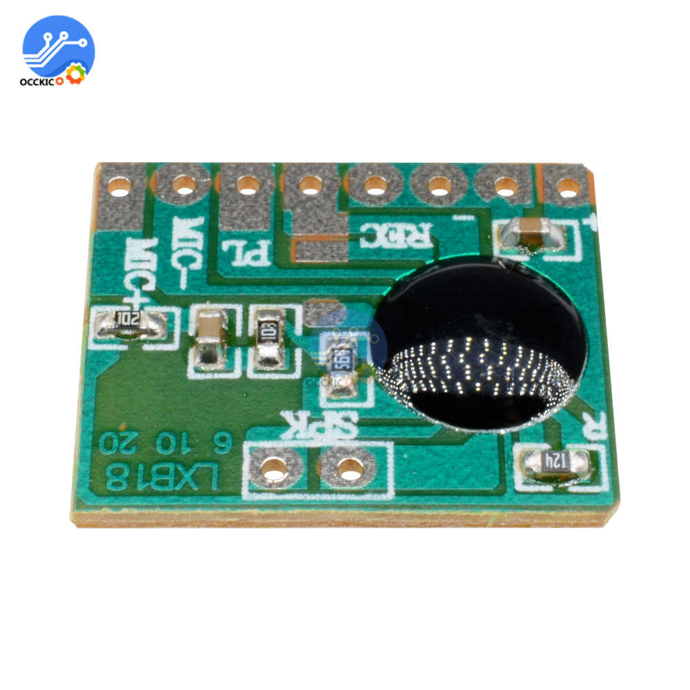 ISD1806 6S Sound Recordable Board IC Voice Recorder Module 3-4.5V mini Sound Chip