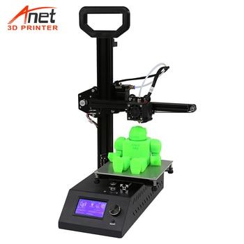Anet A9 mini 3D Printer Print Size 160*160*200mm High Precision Reprap Prusa I3 3D Printer DIY Impressora 3D with PLA Filaments