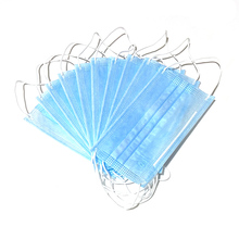 50 Pcs 3 Layer Disposable Protective Face Mouth Masks Anti Virus NCoV PM2.5 Influenza Bacterial Dust-Proof Safety Masks