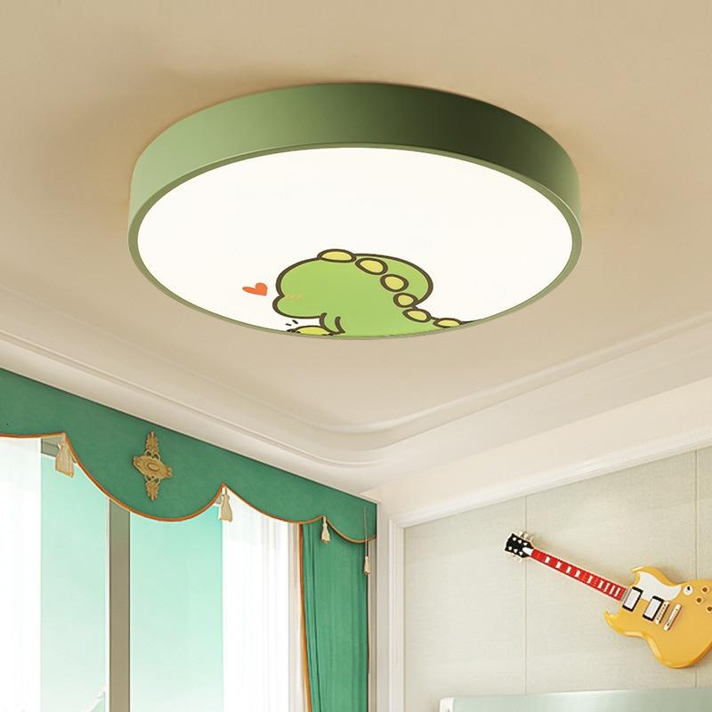 Скандинавский светодиодный потолочный светильник прикроватный Алюминиевый E27 светодиодные потолочные лампы