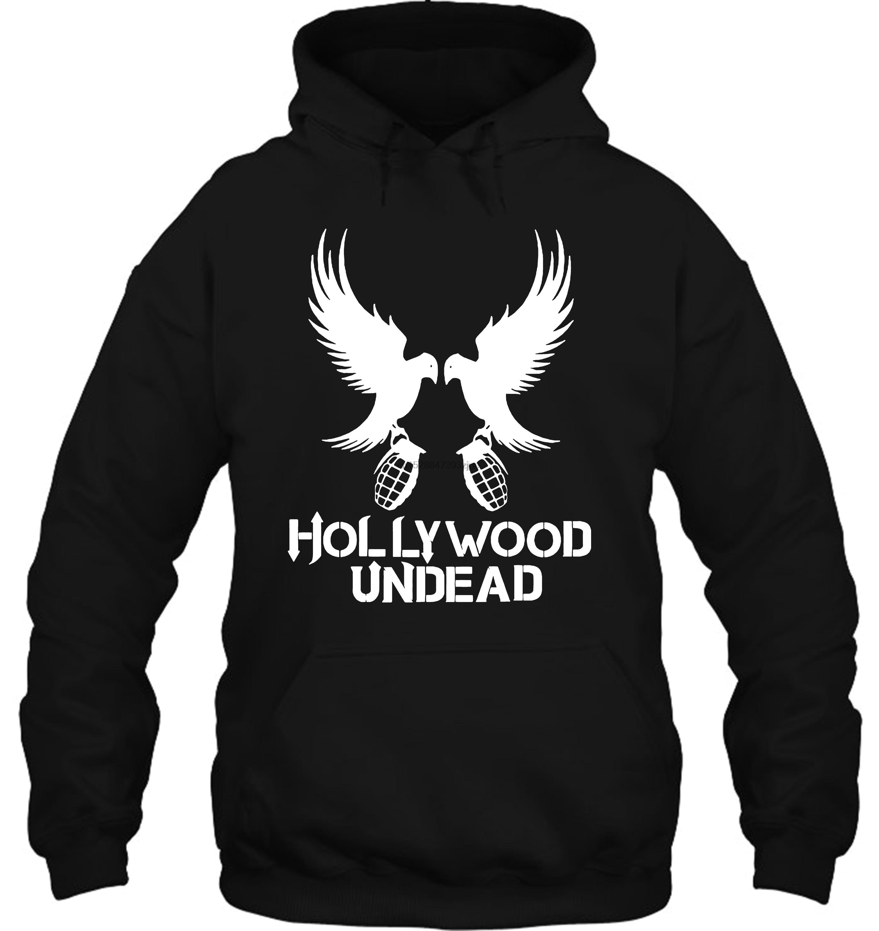 Hollywood Undead Cool Boyfriend' Streetwear Men Women Hoodies Sweatshirts