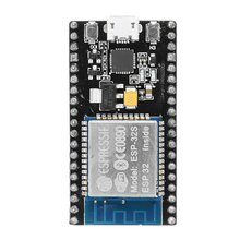 цена на NodeMCU-32S Lua WiFi IoT Development Board Serial WiFi Module Based on ESP32 development module