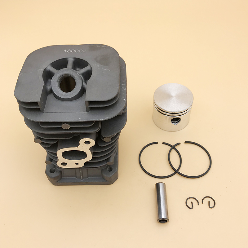 HUNDURE 41.1 mm chain saw cylinder and piston assy for Partner 350 Partner 351 gasoline Chainsaw Spare Parts