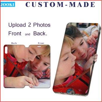 personalized Cases for Xiaomi Redmi 4X Pro 4 X Mobile Phone Case for Xiaomi Redmi X4 Red mi 4X silk leather wallet case