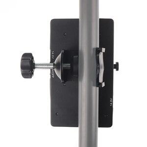 Image 4 - BP adaptateur de batterie arrière V plaque de montage de verrouillage pour Sony d tap DSLR Rig externe