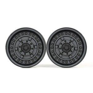 "Image 4 - for GRC 1.9"" Metal Beadlock Wheels Hubs G06 for 1/10 Traxxas TRX4 RedCat GEN8 MST RC Crawler Car Wheel Rims Parts Accessories"