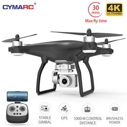 X35 GPS RC Drone 5G WiFi 4K HD cámara profesional RC Quadcopter sin escobillas drones de motor cardán estabilizador 30 minutos de vuelo