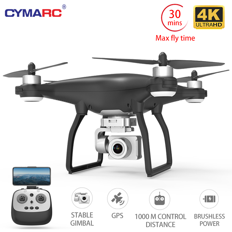 X35 GPS RC <font><b>Drone</b></font> 5G WiFi 4K HD Camera Profissional RC Quadcopter <font><b>Brushless</b></font> <font><b>Motor</b></font> <font><b>Drones</b></font> Gimbal Stabilizer 30 Minutes flight image