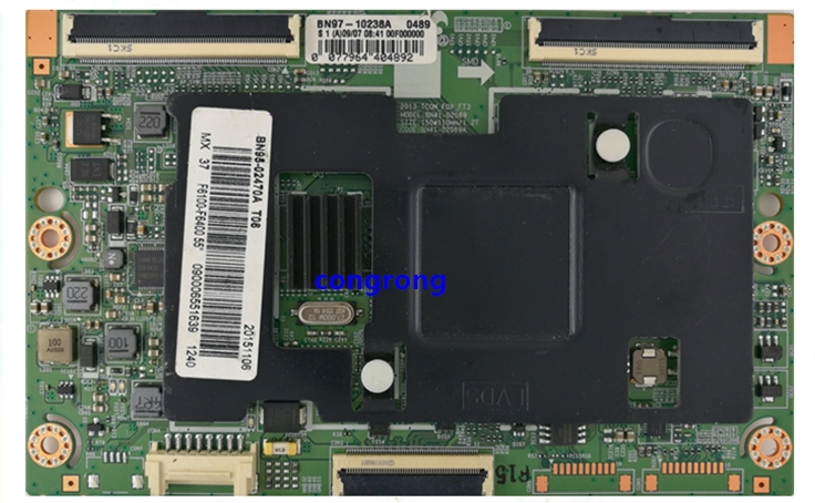 100% Test For Samgsung UA55F6400AJXXR BN41-02069A BN95-01131A Logic Board